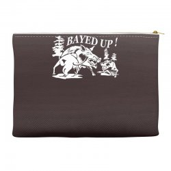 bayed up Accessory Pouches | Artistshot