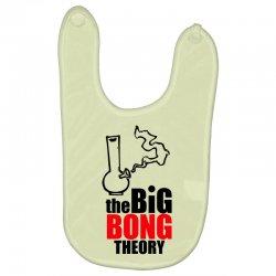 Big Bong Theory Baby Bibs | Artistshot
