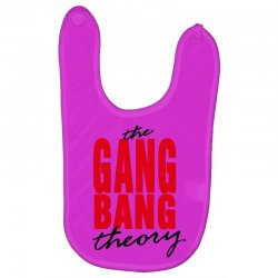 the gang bang theory Baby Bibs | Artistshot