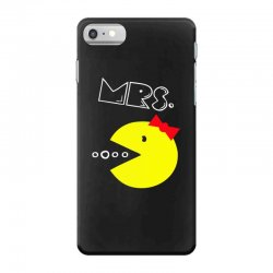Mrs. Pacman iPhone 7 Case | Artistshot
