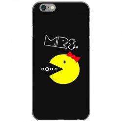 Mrs. Pacman iPhone 6/6s Case | Artistshot