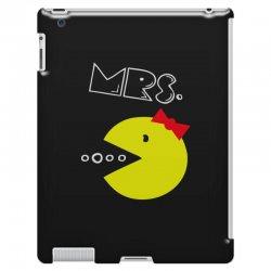 Mrs. Pacman iPad 3 and 4 Case | Artistshot