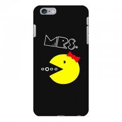Mrs. Pacman iPhone 6 Plus/6s Plus Case | Artistshot