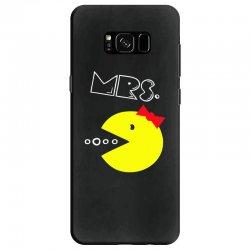 Mrs. Pacman Samsung Galaxy S8 Case | Artistshot