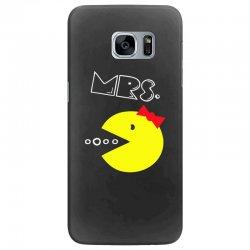 Mrs. Pacman Samsung Galaxy S7 Edge Case | Artistshot