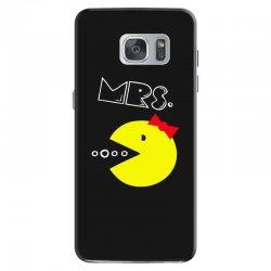 Mrs. Pacman Samsung Galaxy S7 Case | Artistshot