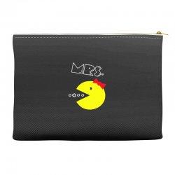 Mrs. Pacman Accessory Pouches | Artistshot