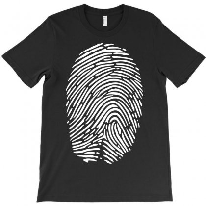 Fingerprint T-shirt Designed By Secreet