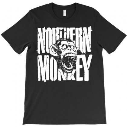 Northern Monkey T-shirt Designed By Secreet