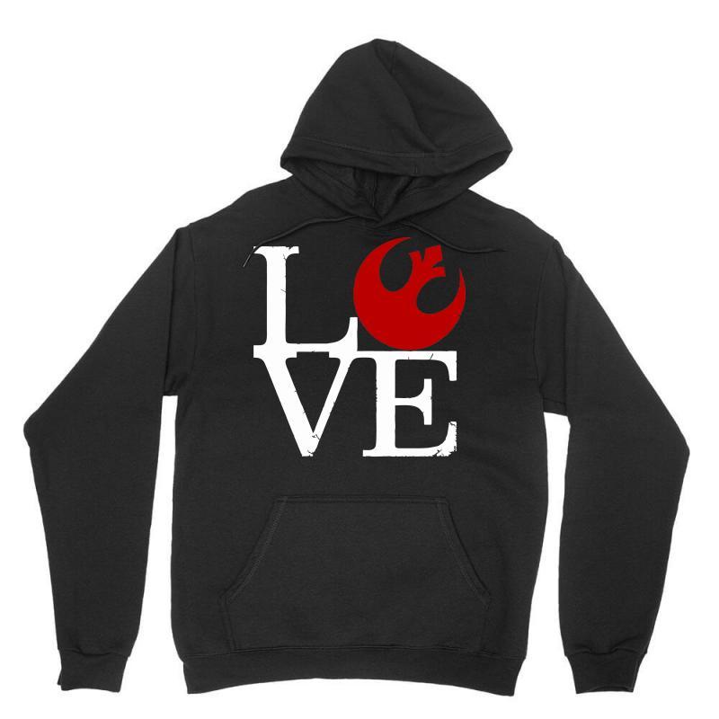 Love Rebels Unisex Hoodie   Artistshot