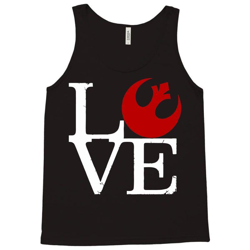 Love Rebels Tank Top   Artistshot