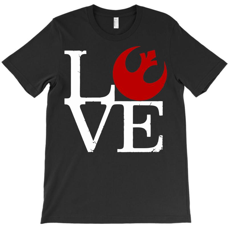 Love Rebels T-shirt | Artistshot
