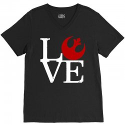 love rebels V-Neck Tee | Artistshot