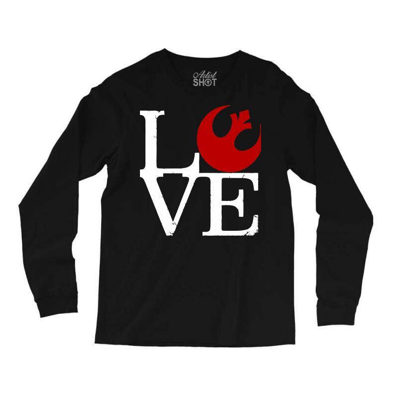 Love Rebels Long Sleeve Shirts | Artistshot