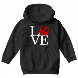 love rebels Youth Hoodie | Artistshot