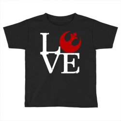 love rebels Toddler T-shirt | Artistshot