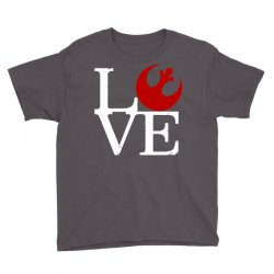 love rebels Youth Tee | Artistshot