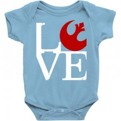 love rebels Baby Bodysuit | Artistshot