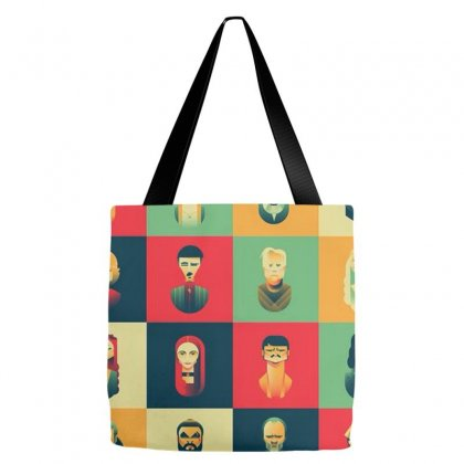 Family Of Thrones Tote Bags Designed By Anggafadil