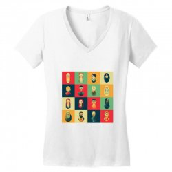 family of thrones Women's V-Neck T-Shirt | Artistshot