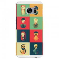 family of thrones Samsung Galaxy S7 Edge Case | Artistshot