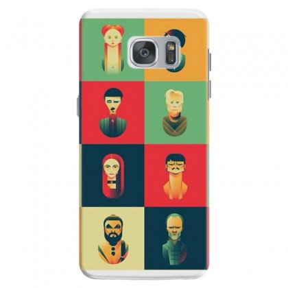 Family Of Thrones Samsung Galaxy S7 Case Designed By Anggafadil