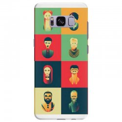 family of thrones Samsung Galaxy S8 Plus Case | Artistshot