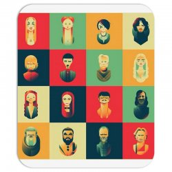 family of thrones Mousepad | Artistshot