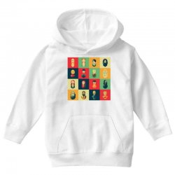 family of thrones Youth Hoodie | Artistshot