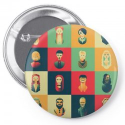 family of thrones Pin-back button | Artistshot