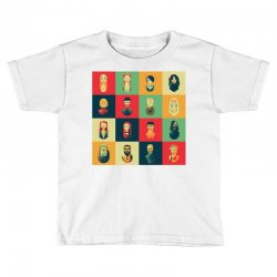 family of thrones Toddler T-shirt | Artistshot