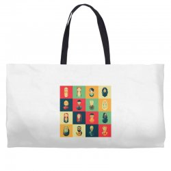 family of thrones Weekender Totes | Artistshot