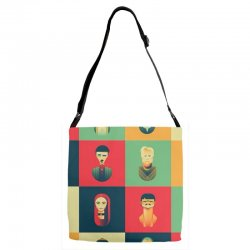family of thrones Adjustable Strap Totes | Artistshot
