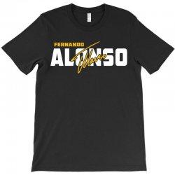 Fernando Alonso T-Shirt   Artistshot