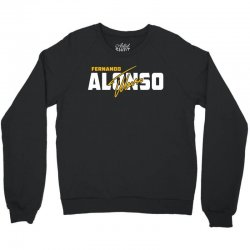 Fernando Alonso Crewneck Sweatshirt   Artistshot