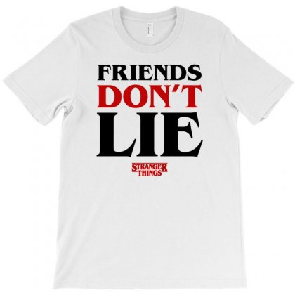 Friends Don't Lie T-shirt Designed By Anggafadil