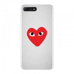 Comme Des Garcons Play iPhone 7 Plus Case   Artistshot
