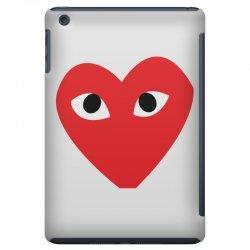 Comme Des Garcons Play iPad Mini | Artistshot