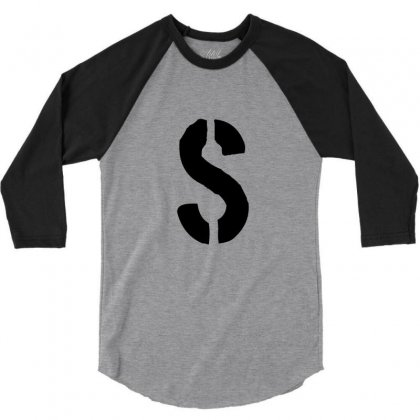 Jughead's S Shirt (riverdale) 3/4 Sleeve Shirt Designed By Sabriacar