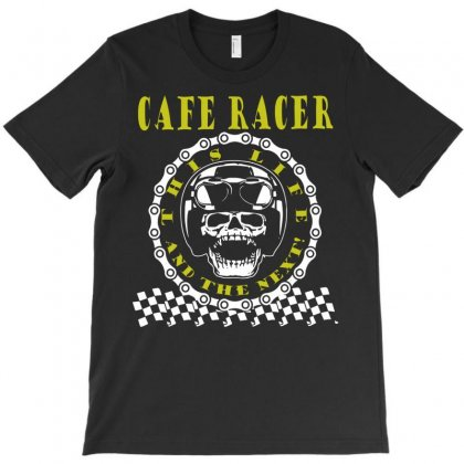 Cafe Racers T-shirt Designed By Secreet