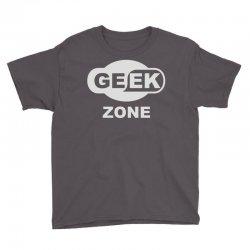 geek zone Youth Tee | Artistshot