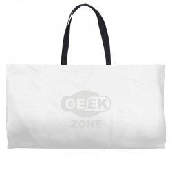 geek zone Weekender Totes | Artistshot