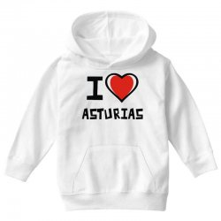 i love asturias Youth Hoodie | Artistshot