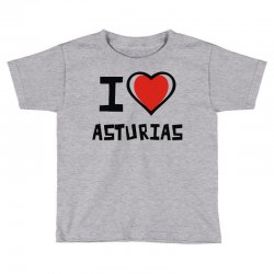 i love asturias Toddler T-shirt | Artistshot