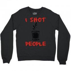 c54ca3fa Custom I Shot People Bartender T-shirt By Mdk Art - Artistshot