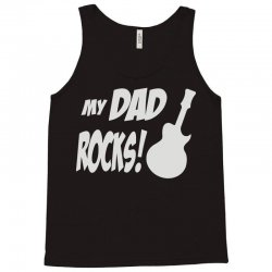 1b30b0d3 Custom My Dad Rocks 3/4 Sleeve Shirt By Mdk Art - Artistshot