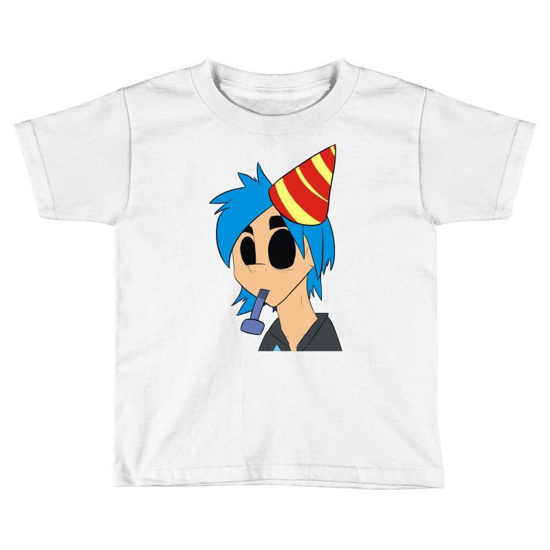 The Birthday Boy Toddler T Shirt