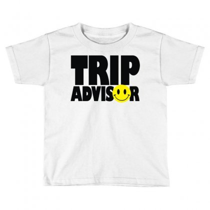 Trip Advisor Toddler T-shirt Designed By Mdk Art