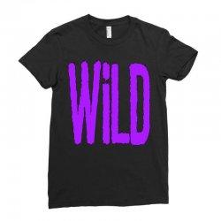 wild Ladies Fitted T-Shirt | Artistshot