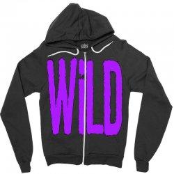 wild Zipper Hoodie | Artistshot